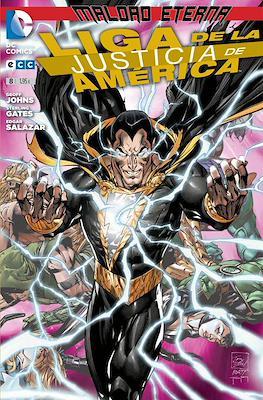 Liga de la Justicia de América (Grapa 32 pp) #8