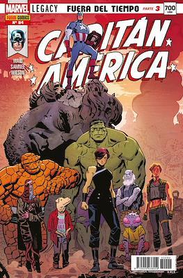 Capitán América Vol. 8 (2011-) (Grapa) #94