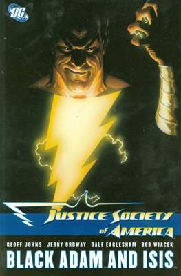 Justice Society of America (2007) (Softcover) #5