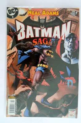 Batman Saga (2003-2004) (Grapa 32 pp) #4