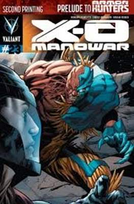 X-O Manowar (2012) (Comic-Book) #23