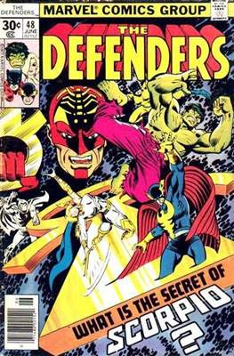 The Defenders vol.1 (1972-1986) #48