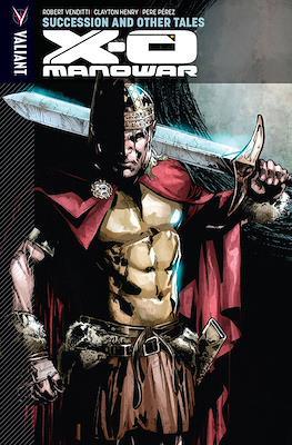 X-O Manowar (2012) (Softcover) #13