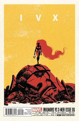 Inhumans vs. X-Men (Comic-Book) #6.1