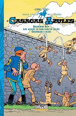 Casacas Azules (Cartoné Integral 160 pp) #11