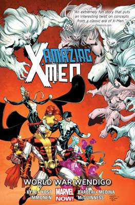 Amazing X-Men Vol. 2 (Softcover) #2