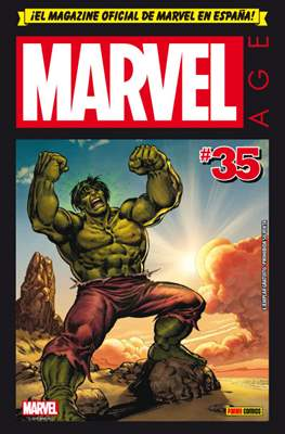 Marvel Age (2016-) (Grapa) #35