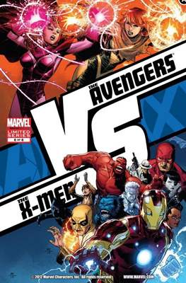 Avengers vs. X-Men: VS (Digital). 2012 #6