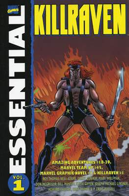 Marvel Essential: Killraven