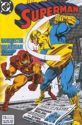 Superman: El Hombre de Acero / Superman Vol. 2 (Grapa 36 pp) #58