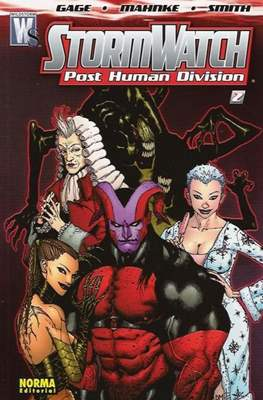 Stormwatch. Post Human Division (Rústica) #2