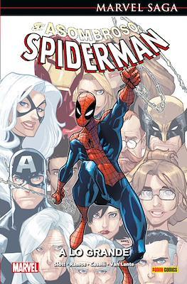 Marvel Saga: El Asombroso Spiderman (Cartoné) #31