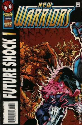The New Warriors (Comic-Book) #68