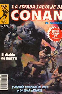 Super Conan. La Espada Salvaje de Conan #6