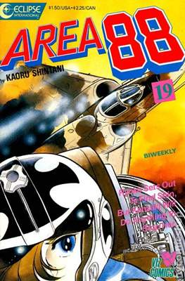 Area 88 (Softcover) #19