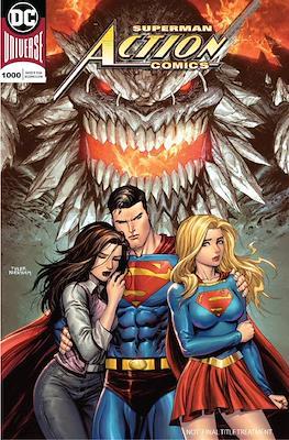 Action Comics Vol. 1 (1938-2011; 2016-... Variant Covers) (Comic Book) #1000.31