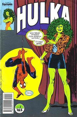 Hulka vol. 1 (1990-1992) (Grapa 32 páginas) #3