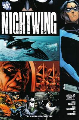 Nightwing (2009-2010) (Grapa, 48 páginas) #2