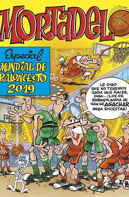Mortadelo Especial Mundial de Baloncesto 2019 (Cartoné 96 pp) #