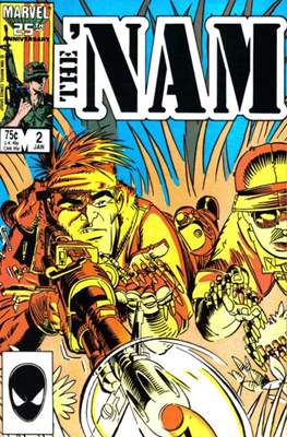 The 'Nam Vol 1 (Comic-book.) #2