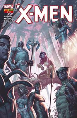 X-Men Vol. 4 / X-Men presenta (2011-2016) (Grapa 24 pp) #15
