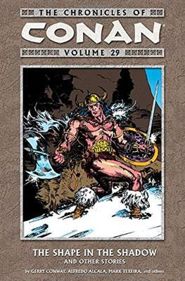 The Chronicles of Conan the Barbarian (Paperback) #29