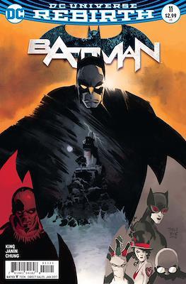 Batman Vol. 3 (2016- Variant Covers) (Comic Book) #11.1