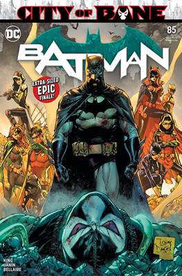 Batman Vol. 3 (2016-) (Comic-book) #85