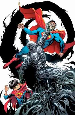 Superman de Peter Tomasi y Patrick Gleason (Cartoné) #5