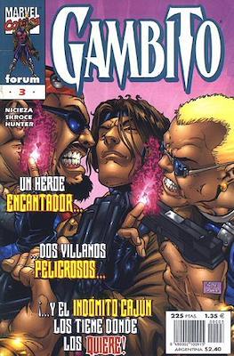 Gambito vol. 2 (1999-2001) (Grapa. 17x26. 24 páginas. Color.) #3