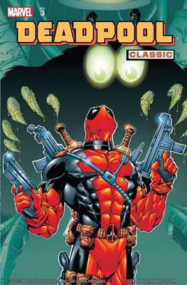 Deadpool Classic (Softcover) #3