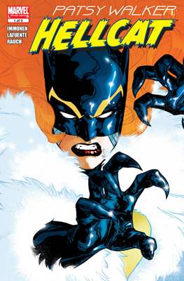 Patsy Walker: Hellcat (Comic Book) #1