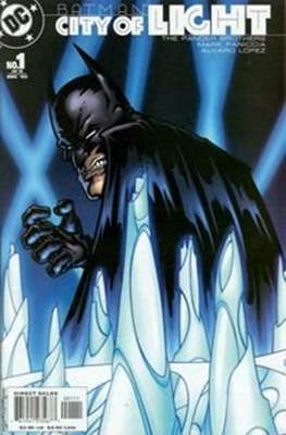 Batman City of Light (Comic book) #1