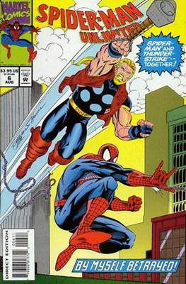 Spider-Man Unlimited (1993-1998) #6