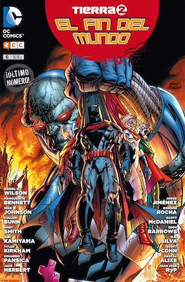 Tierra 2: El fin del mundo (Rústica,112 paginas.) #6