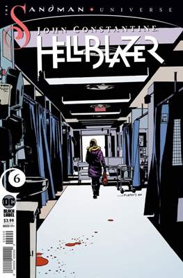 The Sandman Universe: John Constantine Hellblazer #6