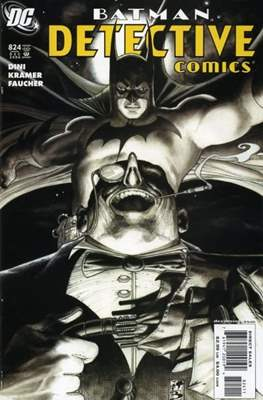 Detective Comics Vol. 1 (1937-2011; 2016-) (Comic Book) #824