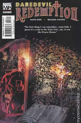 Daredevil: Redemption (2005) (Comic Book) #3