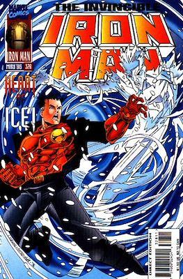 Iron Man Vol. 1 (1968-1996) #328