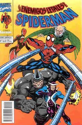 Los enemigos letales de Spiderman