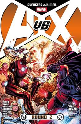 Avengers vs X men (Grapa) #2