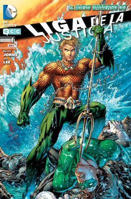 Liga de la Justicia. Nuevo Universo DC / Renacimiento (Grapa) #4