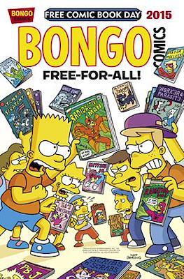 Bongo Comics Free-For-All! Free Comic Book Day 2015