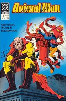 Animal Man (1988-1995) (Comic Book) #7