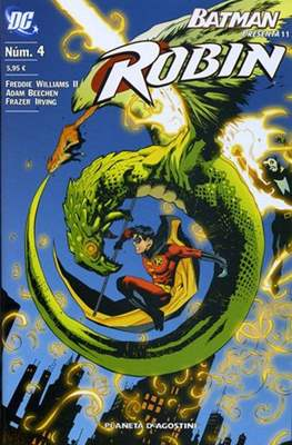 Batman presenta: Catwoman / Robin / Nightwing (2007-2008) (Grapa 72-96-120-168 pp) #11