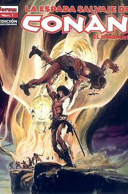 La Espada Salvaje de Conan el Bárbaro. Edición coleccionistas