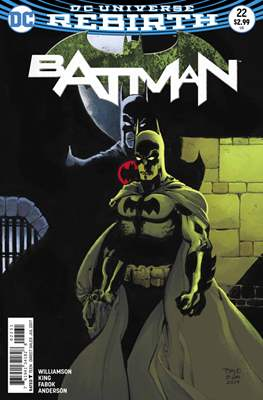 Batman Vol. 3 (2016- Variant Cover) (Comic Book) #22.2