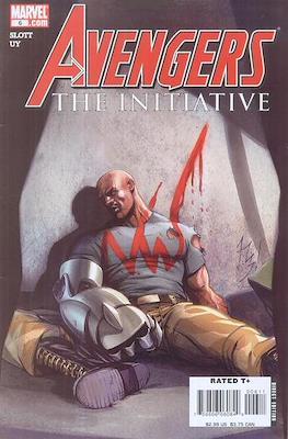 Avengers The Initiative (2007-2010) #6