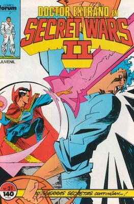 Secret Wars (1985-1987) (Grapa 32 pp) #31
