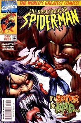 The Spectacular Spider-Man Vol. 1 (Comic Book) #252